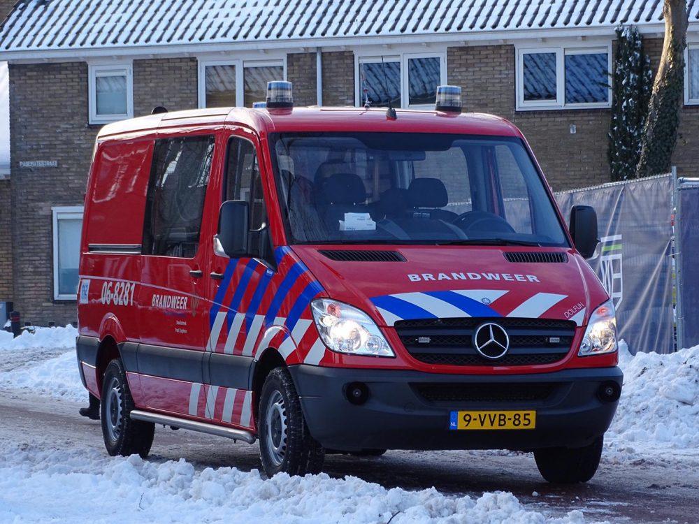 Duikwagen brandweer Zutphen 068281 - Foto: Manuel Bruna