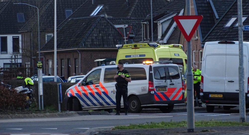 Ernstig ongeval Brummen, bestuurder overleden - Foto: Manuel Bruna