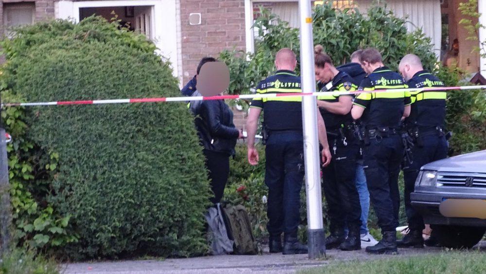 Steekpartij MH Trompstraat Zutphen