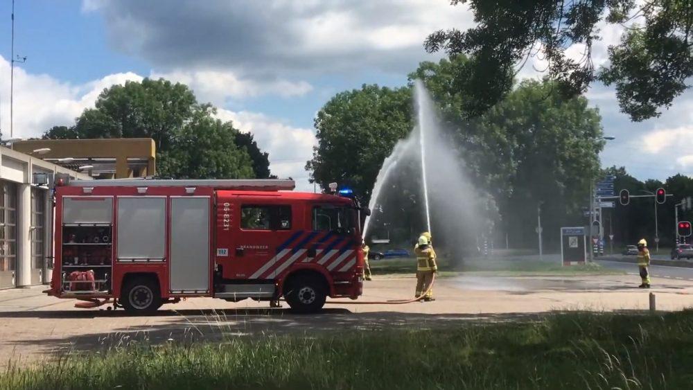 Brandweer Zutphen herdenkt omgekomen collega's