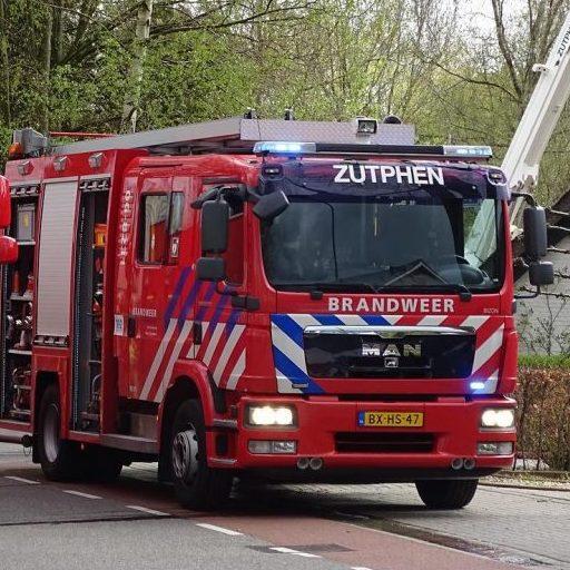Drukke middag voor Brandweer Zutphen